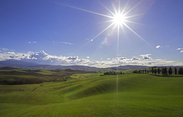 Cycling in Tuscany, great fun on the right bike for you!