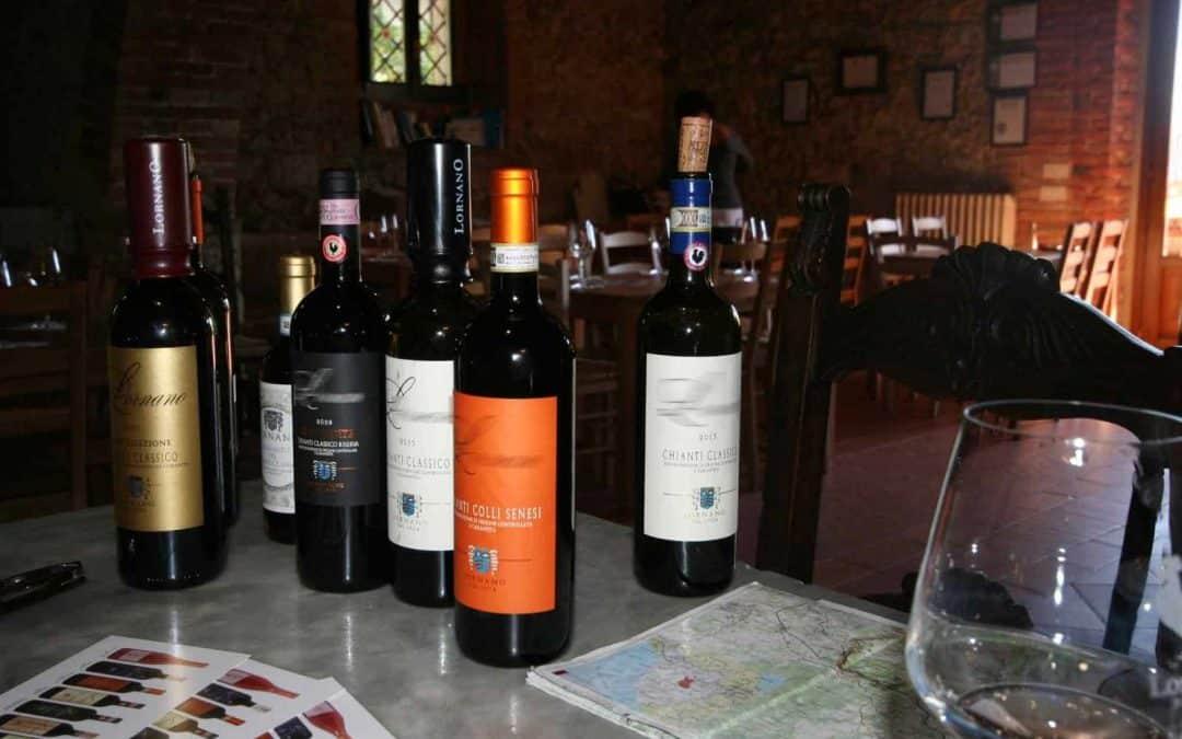 Wine Tasting in Chianti & your biking adventure!