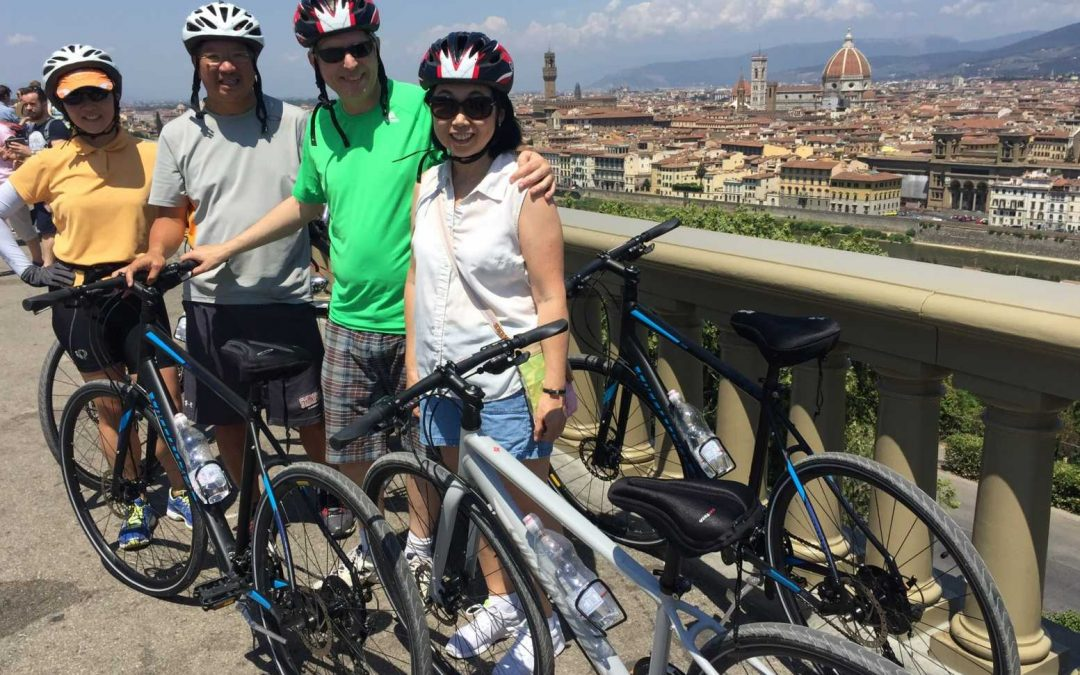 Private Bike Tour in Tuscany