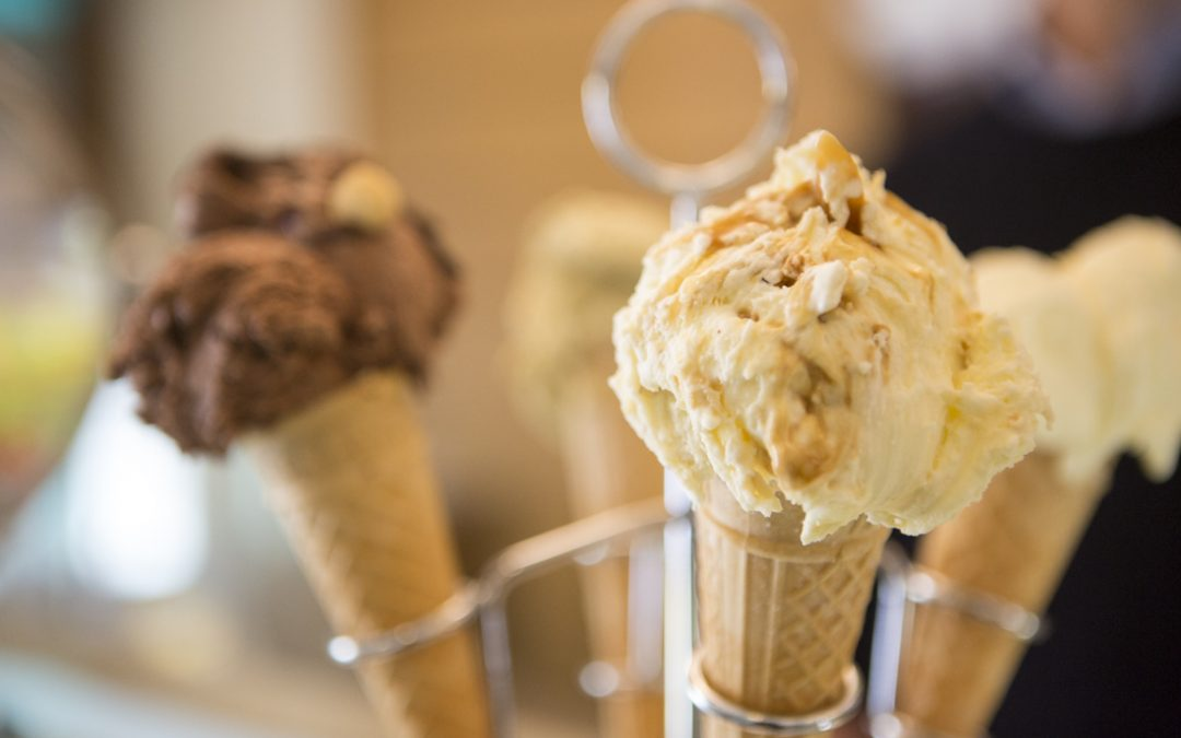 Is there anything more Italian than Gelato?