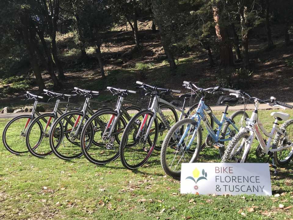 family biking tour   bikeinflorence.com