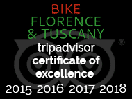 Certificate of Excellence Tripadvisor from 2015