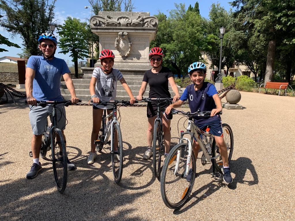San GImignano Easy :: Hilltop town of Tuscany :: Bike Florence & Tuscany