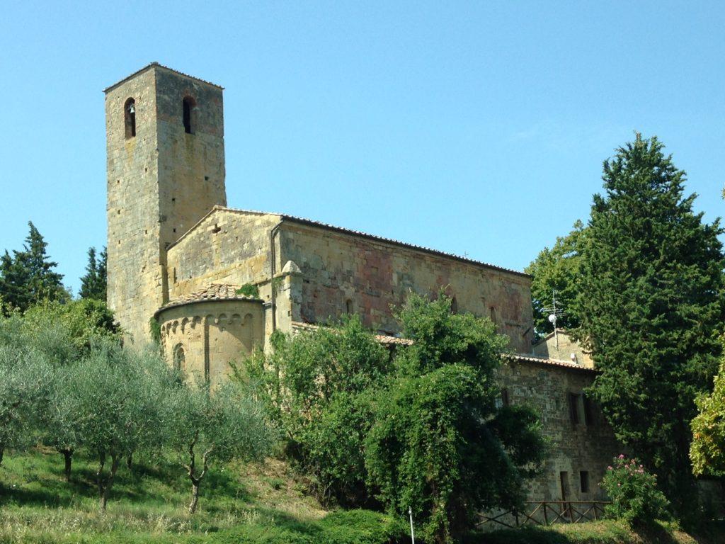San Gimignano Easy unique itinerary | bikeinflorence.com