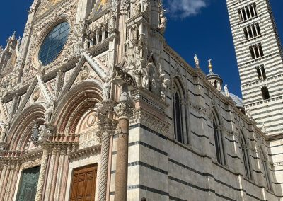 Florence to Siena one-day tour Siena-cathedral-bike-florence-and-tuscany-crossing-chianti-bike-tour