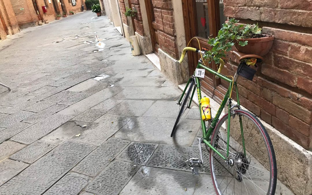 Cycling in Tuscany. A Chianti tradition: the Eroica