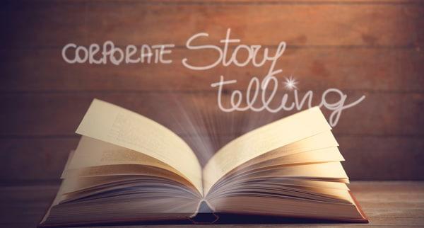 CORPORATE STORYTELLING: cos'è e come usarlo nella digital strategy
