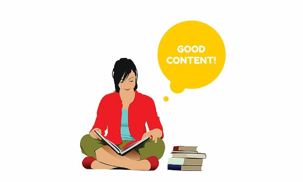 Scrivere contenuti di qualità