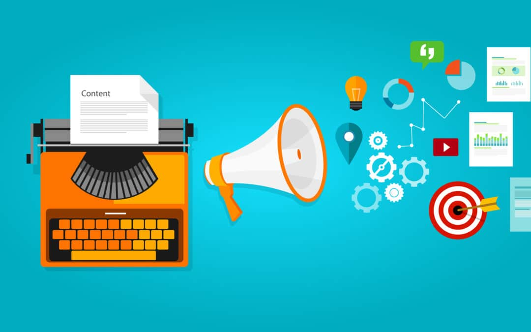 CONTENT MARKETING: l'arma vincente per farsi notare