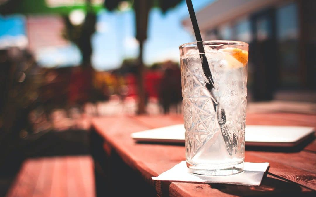 Acqua tonica: le origini medicali